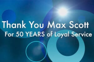 Max Scott Tribute