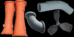 Cast alloy Parts & Part Fittings