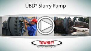 UBD Slurry Pump