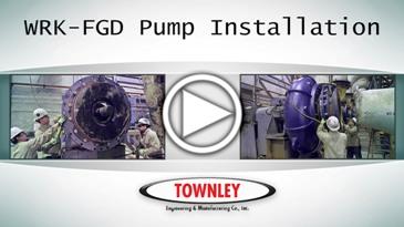 WRK-FDG Installation video