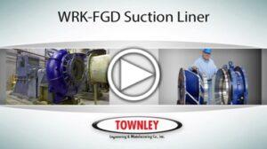 WRK-FDG Suction Liner
