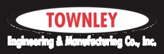 Townley white text